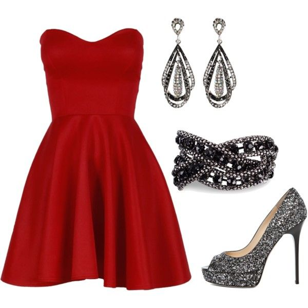 20 Polyvore Outfit For Parties Pretty Designs