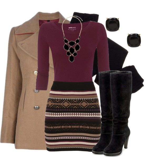 21 Polyvore Outfit Ideas For Winter Pretty Designs