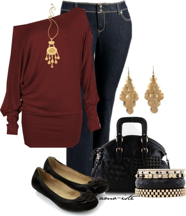 20 Polyvore Outfits Ideas for Fall - Pretty Designs