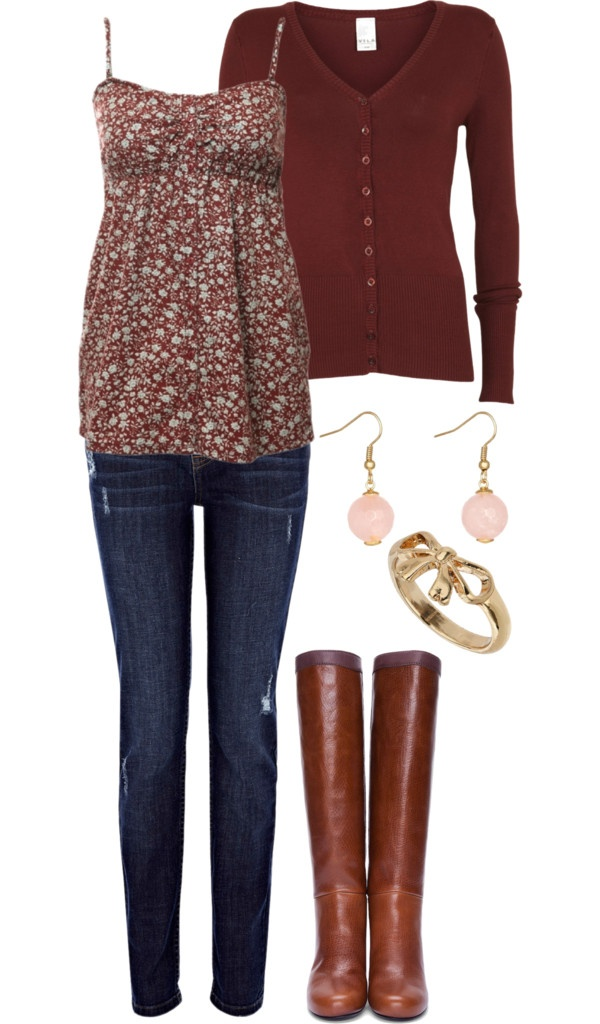 20 Polyvore Outfits Ideas For Fall