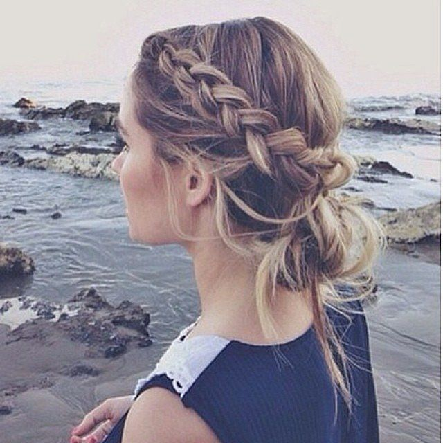 Boho-Chic Summer Braid