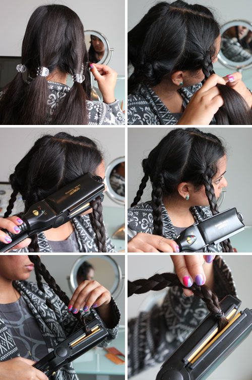15 Hair Tricks Created By Hair Straightener Pretty Designs