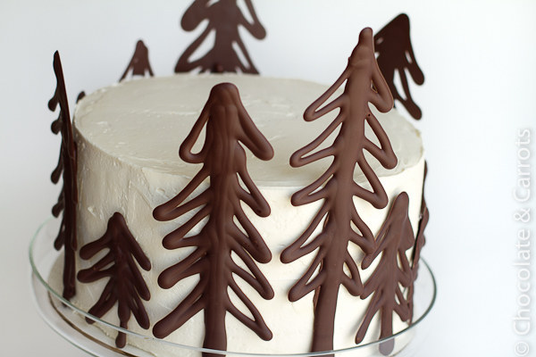 25 incredible cake decorating ideas pretty designs for Decoration gateau 3 chocolat
