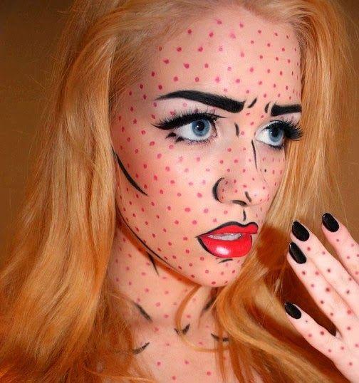 Pop Art Diva