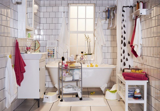 17 ways to maximize the space in your bathroom pretty designs - Maximizing space in a small bathroom collection ...