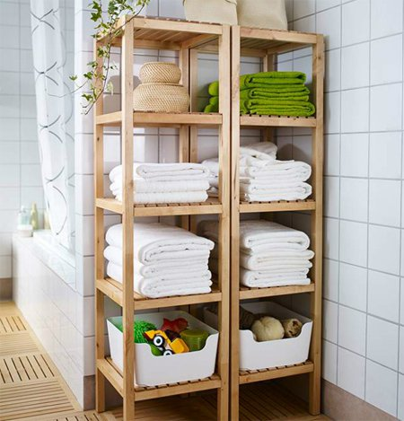 17 ways to maximize the space in your bathroom pretty