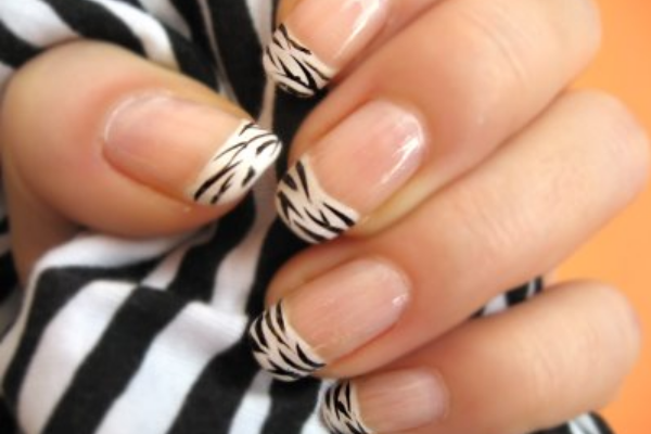 21 Cool Animal Print Nail Designs Pretty Designs