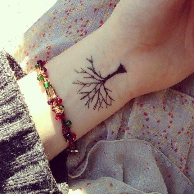 Small Girly Tattoo Ideas: 20 Sweet Small Tattoo Ideas For Female