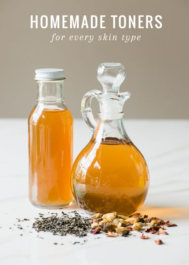 2 Ingredient DIY Toner