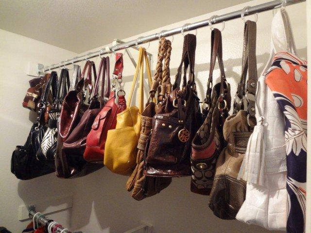 Bag Rack