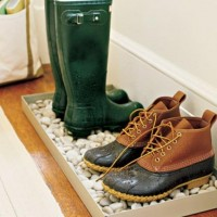 Boot Organization - Entryway