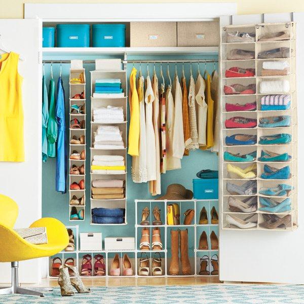 Boot Organization - Shoe Closet