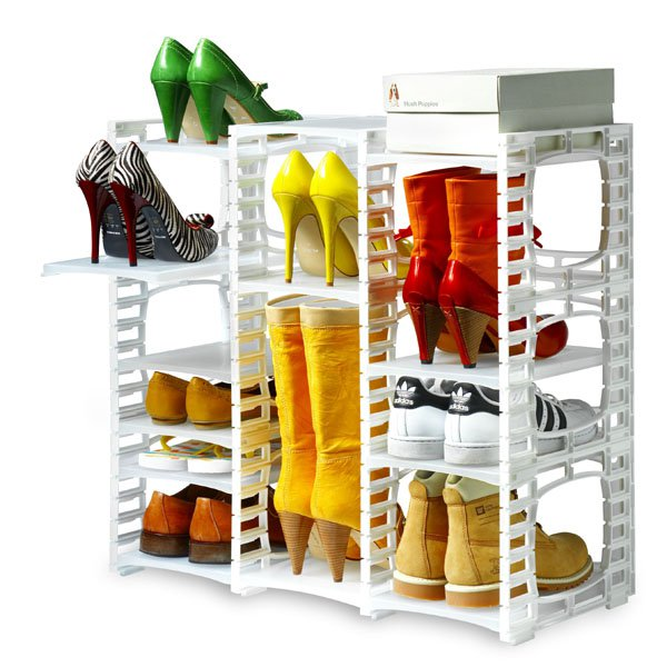 Boot Organization - Shoe Racks