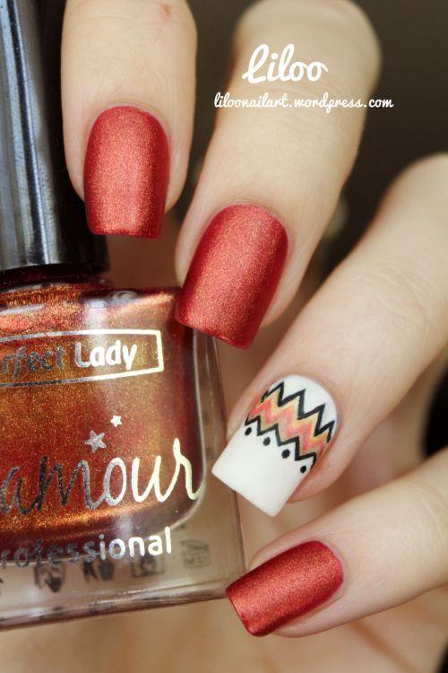 Creative Fall Nails