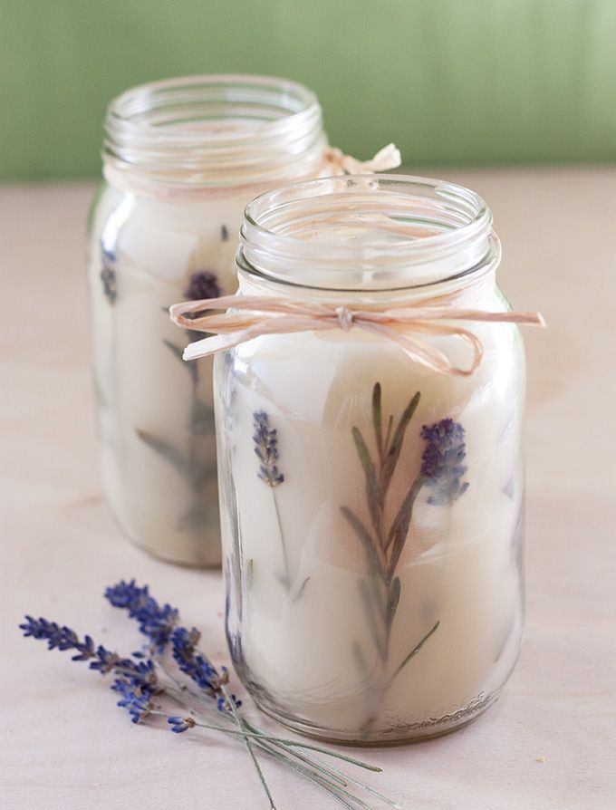 20 Homemade Candle Ideas
