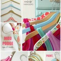DIY Clothes Hanger Tutorial
