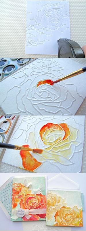 15 Ways To Use Watercolor Pretty Designs
