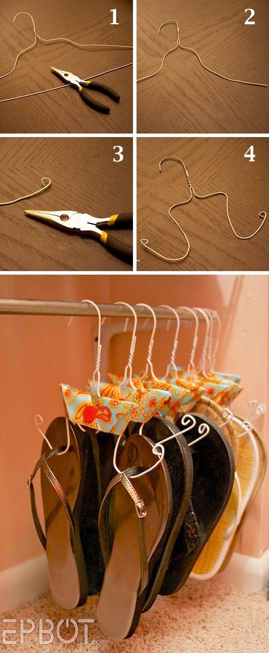 Flip-Flop Storage Idea