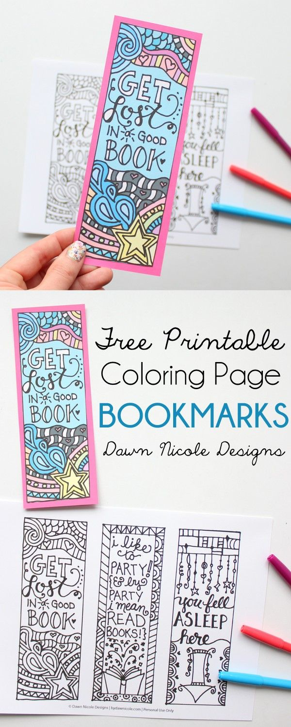 15 easy ideas to diy bookmarks - pretty designs
