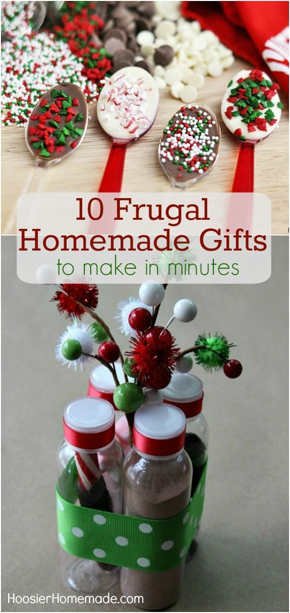 15 Ideas to Prepare a Gift under $10