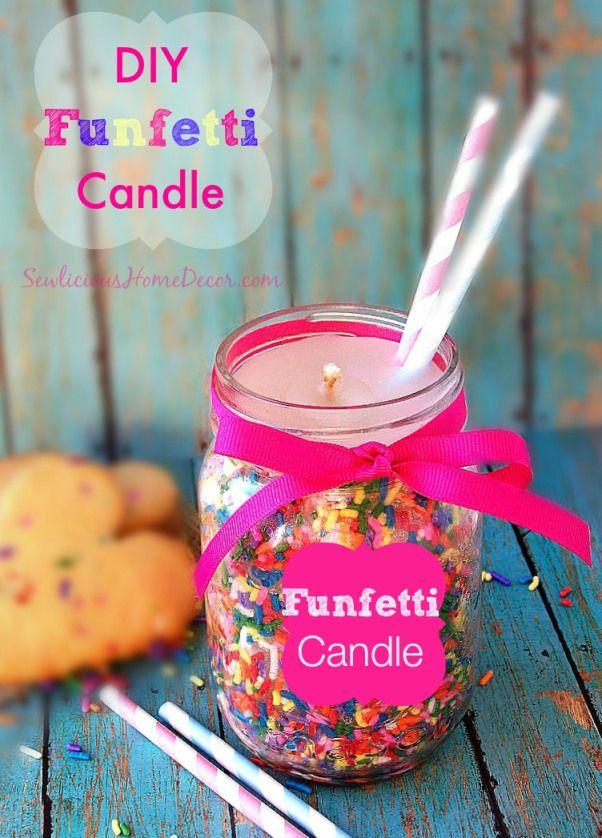 Fantastic DIY Candle Idea