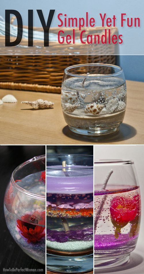 20 homemade candle ideas pretty designs for Top selling homemade crafts