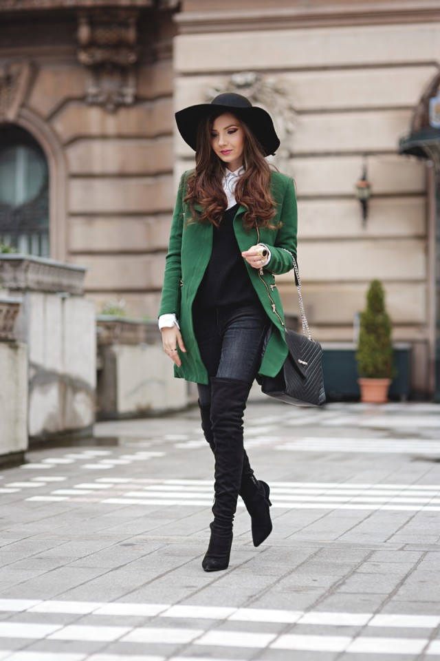 20 Perfect Fall Combinations for Work - Pretty Designs