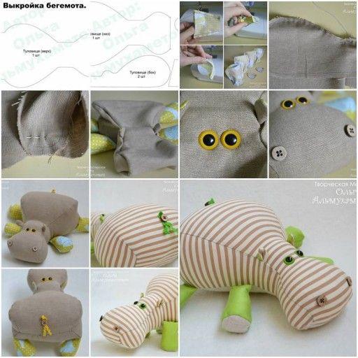 Hippo Cushions
