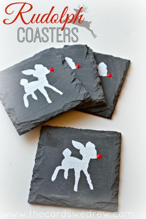 Homemade Coaster