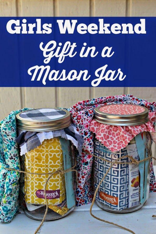 Homemade Jar Gifts