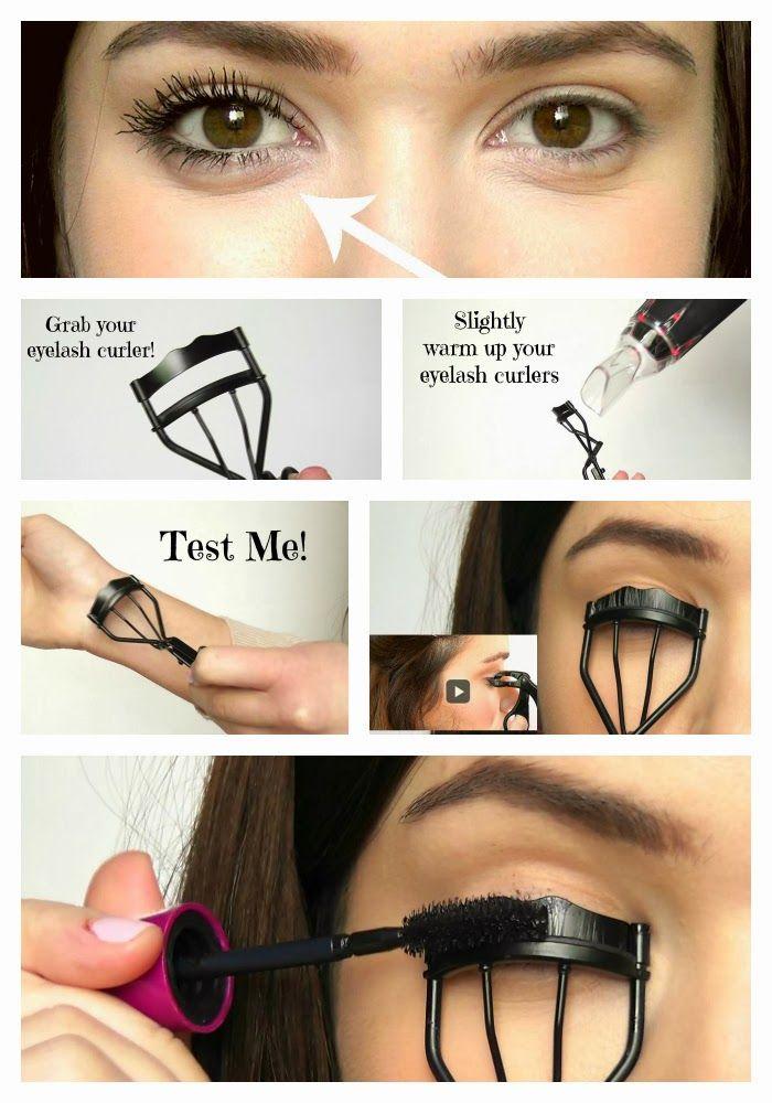 How to Longer Eyelashes