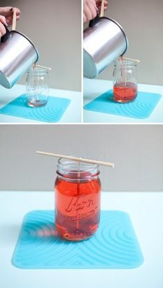 Innovative DIY Candles