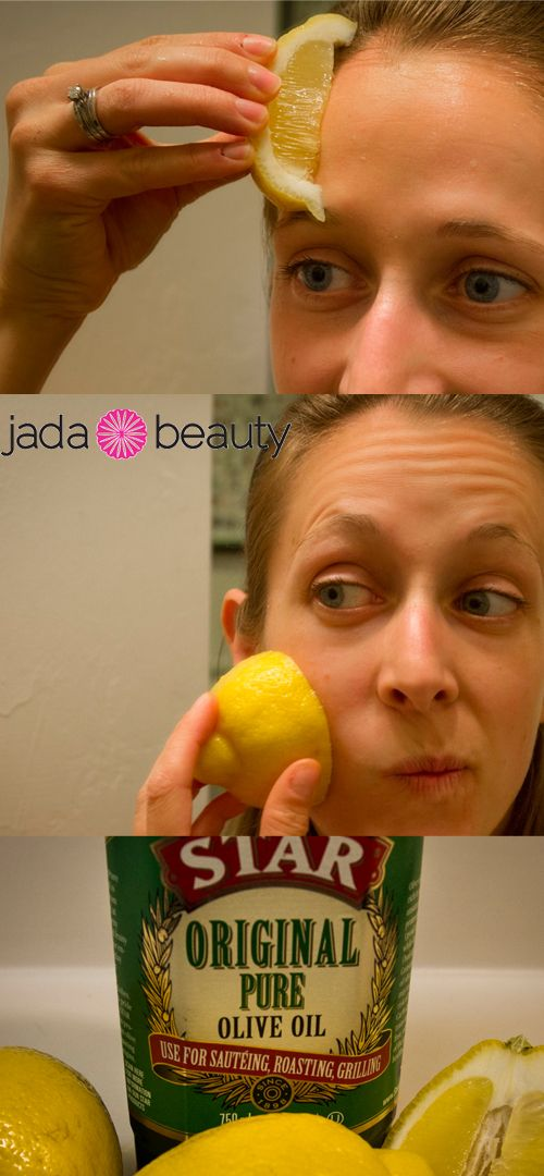 Lemon in Your Beauty Routine