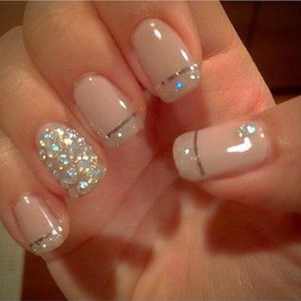 40 Best Metallic Nail Designs For 2018 Nail Art Ideas Pretty Designs
