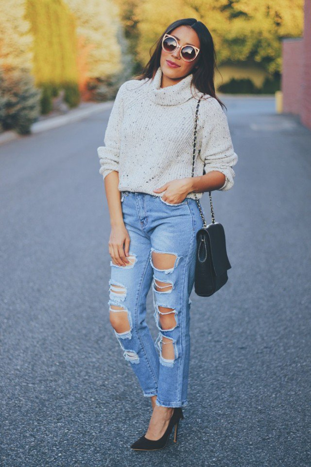 22 Trendy and Chic Outfits for This Fall - Pretty Designs