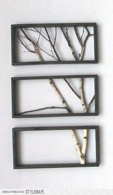 Natural Material Wall Art