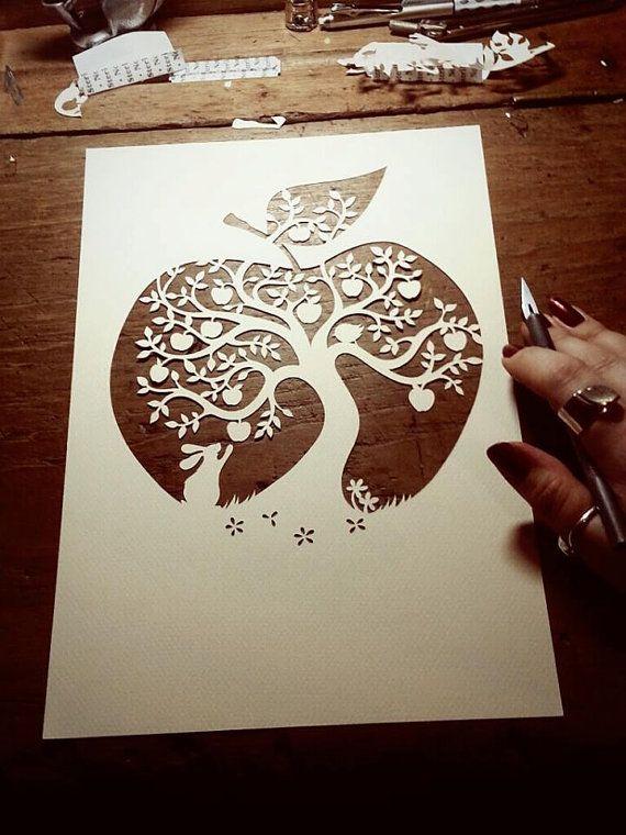 Papercut DIY Design