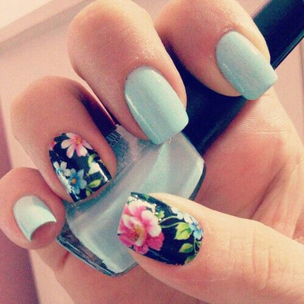 35 Beautiful Nail Designs For Fall Pretty Designs