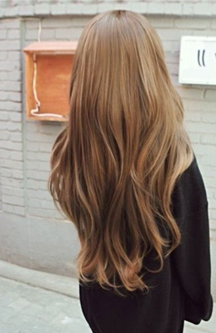 Sleek Long Hair