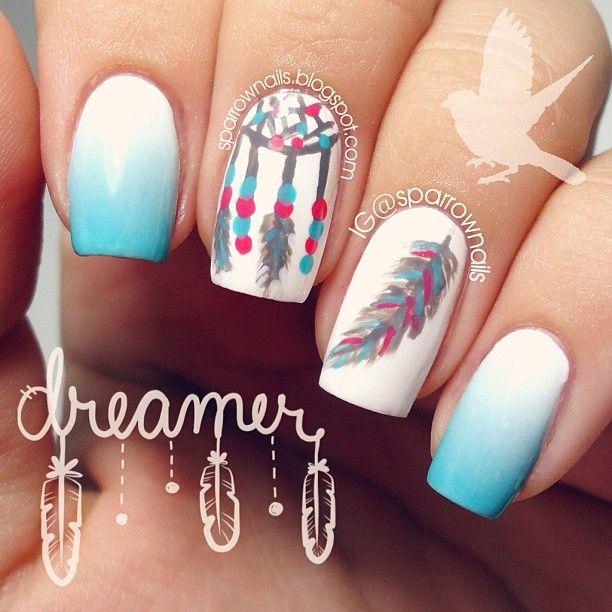 Sparrow Nails