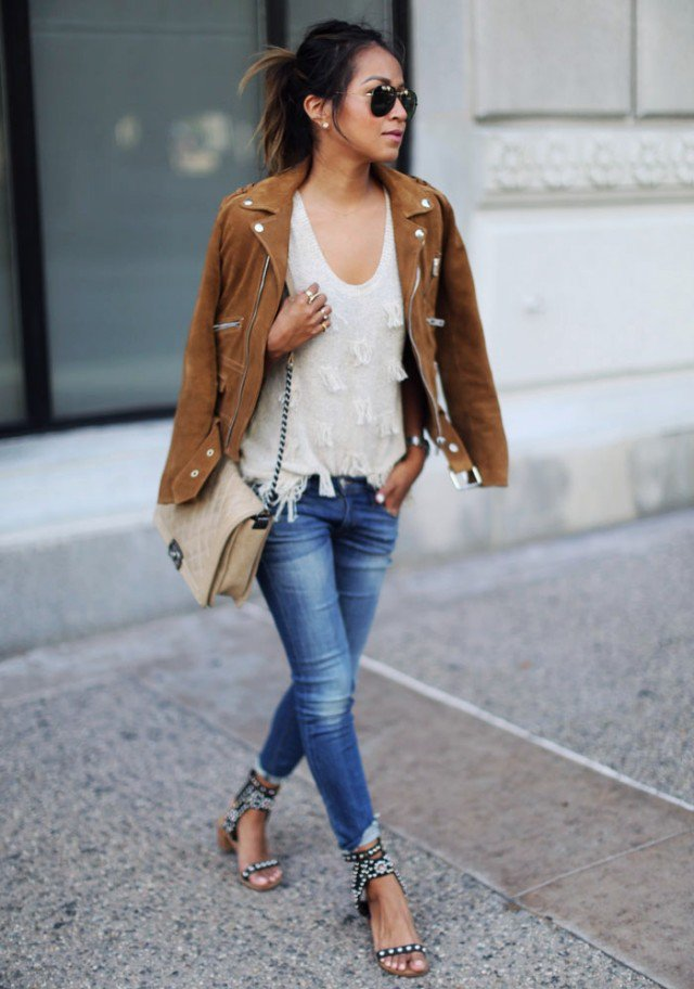 22 Trendy And Chic Outfits For This Fall Pretty Designs