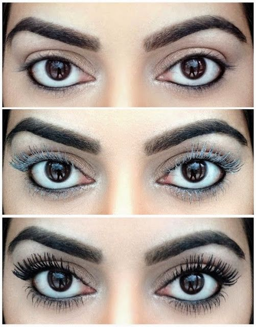 Thicker and Longer Lashes