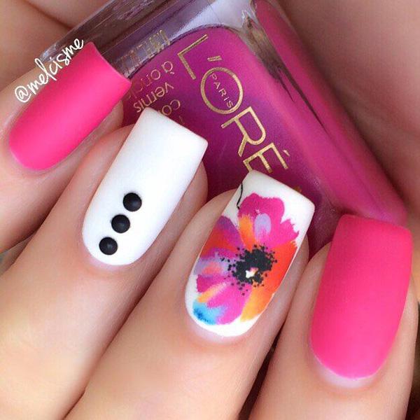 25 cute pink nail designs for 2016 pretty designs