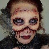 Scary Makeup Ideas For Halloween