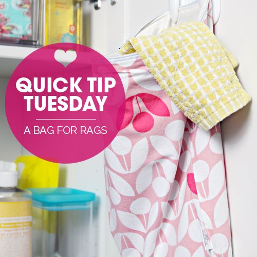A Bag for Rags