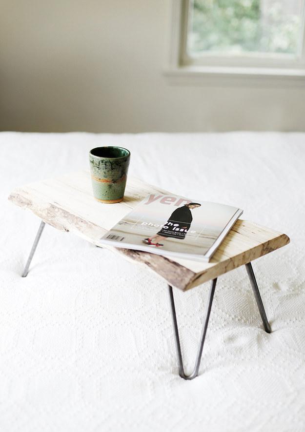 A Rustic Lap Desk