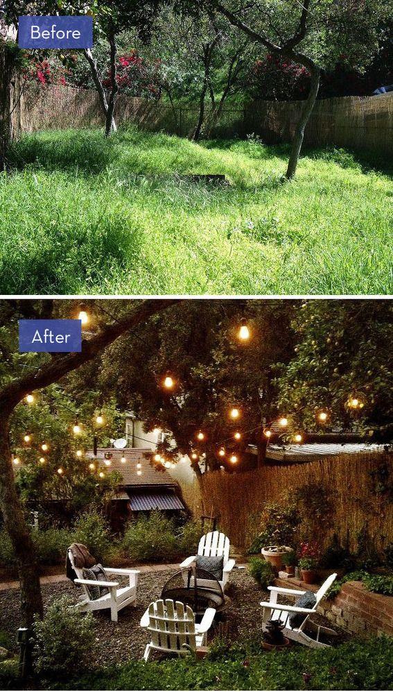 amazing backyard makeovers