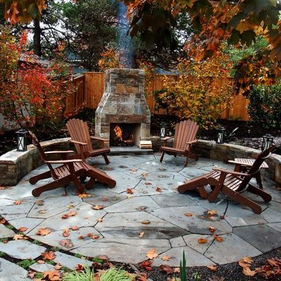 15 Backyard Designs For Fall Pretty Designs