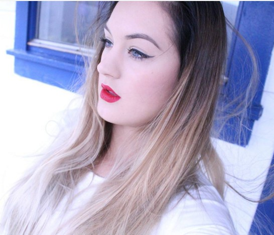 Blond Hair Color Idea