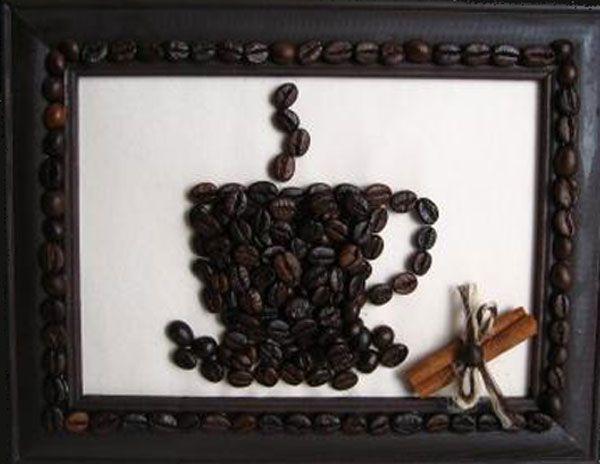 Coffee Bean Decorating Idea